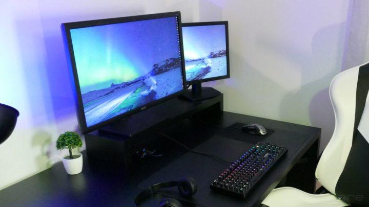 Vai continuar a trabalhar em casa e precisa de um bom monitor? Temos sugestões