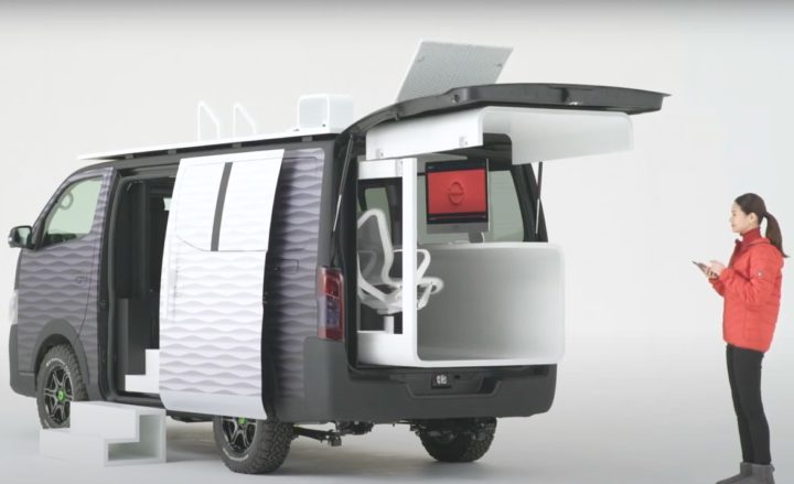 Nissan NV350 Caravan: Depois de ver o vídeo vai ficar fã