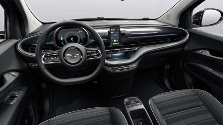 Alexa no novo Fiat 500 elétrico