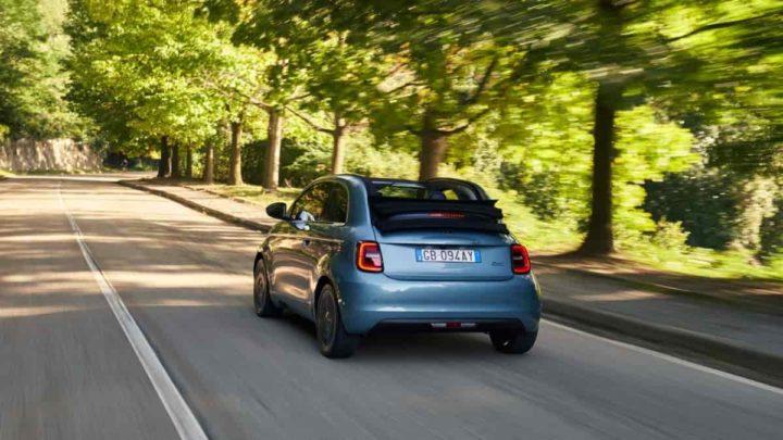 Fiat 500 elétrico, Urbanita 500e