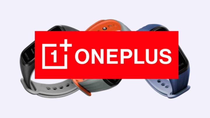 OnePlus smartband imagem wearables apresentada