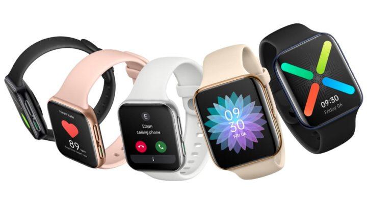 Imagem Smartwatch OPPO