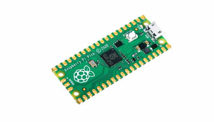 The Raspberry Pi Pico has arrived and costs about 3 euros