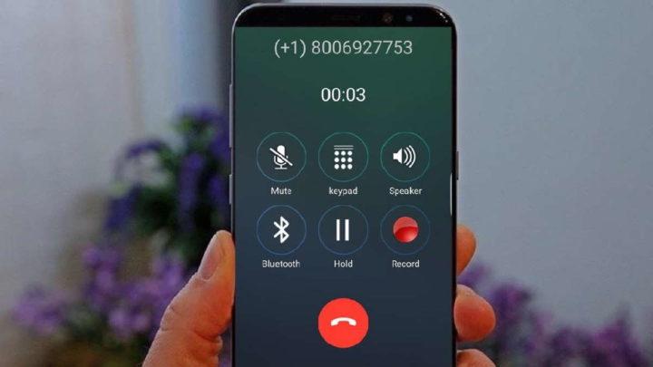 Adroid chamadas Telefone Google smartphone