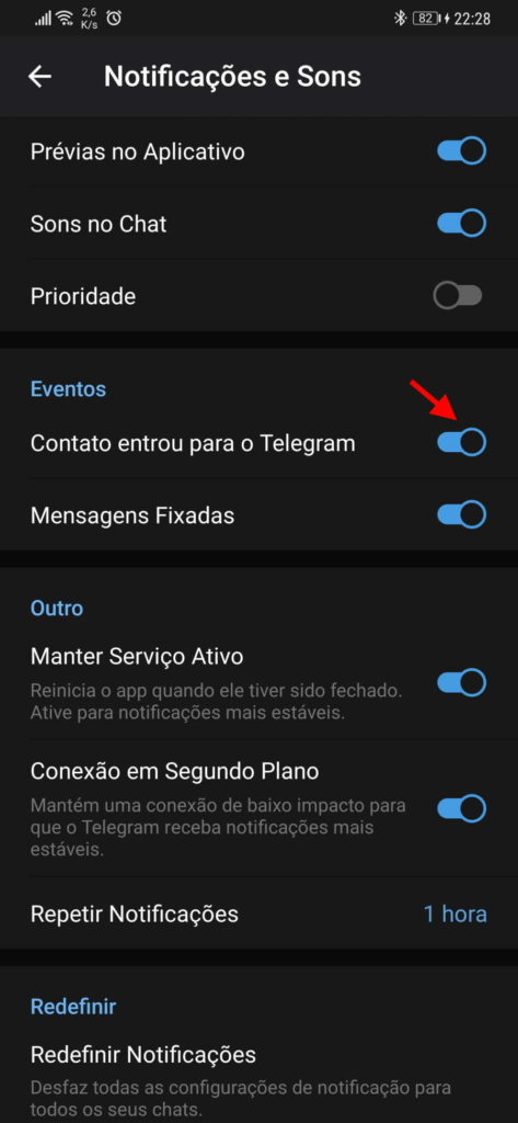 Signal Telegram notificações WhatsApp utilizadores