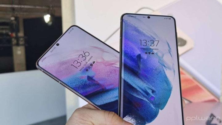 Samsung atualizações segurança smartphones Android