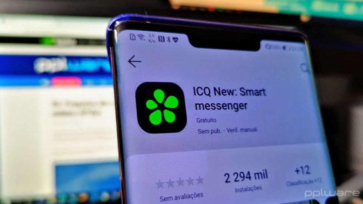 WhatsApp ICQ apps utilizadores privacidade
