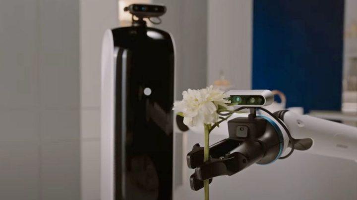 Samsung apresenta robôs domésticos que fazem pequenas tarefas