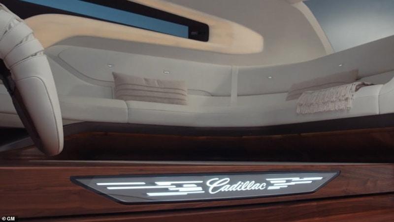 Cadillac shuttle