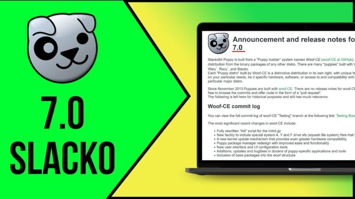 "Puppy Linux 7.0 ""Slacko"": The Linux distro that has just over 300 MB"
