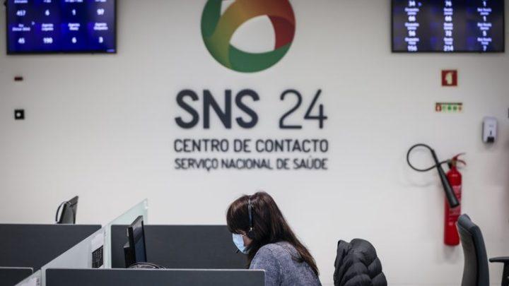 """e-mail expõe dados de profissionais de saúde do SNS24 """"por lapso"""""""