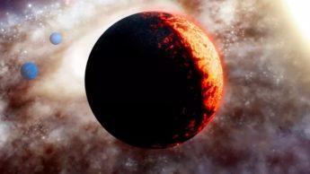 Imagem superterra descoberta pela NASA