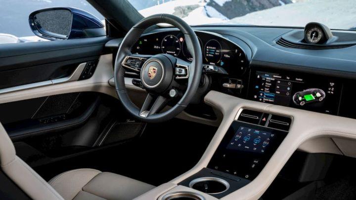 Porsche vende mais de 20.000 carros elétricos Taycan