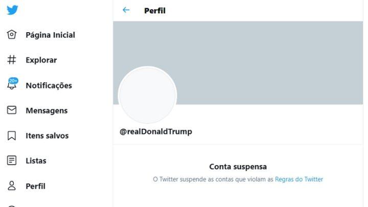 Depois do Facebook, Donald Trump é mesmo banido de forma permanente do Twitter