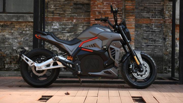 """TS Bravo: A mota elétrica """"low cost"""" que custa """"apenas"""" 9995€"""