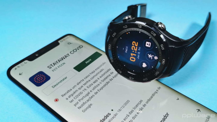 Google smartwatches COVID-19 Wear OS rastreio