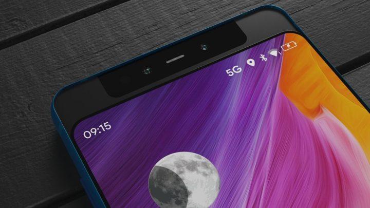 Xiaomi Mi MIX 4 - Será este ano que teremos novidades? Há uma nova patente registada