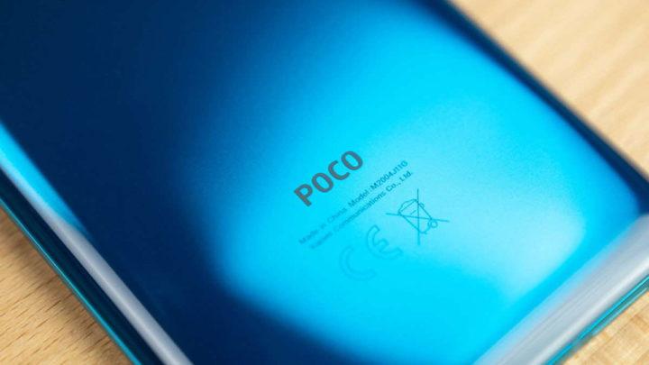 Poco F2 Xiaomi smartphones marca