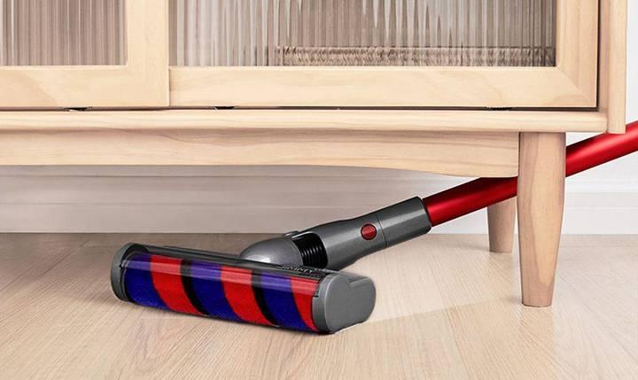Mantenha a sua casa a brilhar com um aspirador vertical a bateria