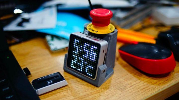 Imagem M5Stack que é um kit fantástico para makers