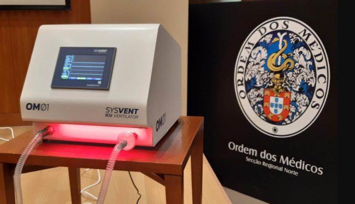 COVID-19: Portugal vai produzir o primeiro ventilador certificado