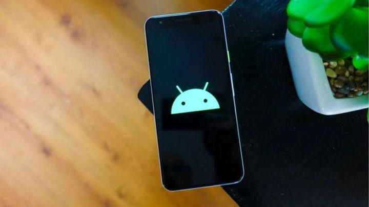 Android Google app atualização preview