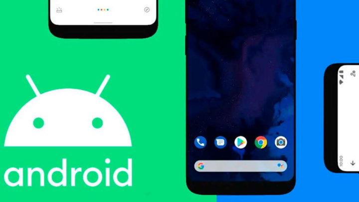 Android 12 Google smartphones interface segurança