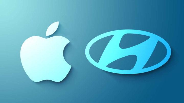 Apple Hyundai carro elétrico suspensas
