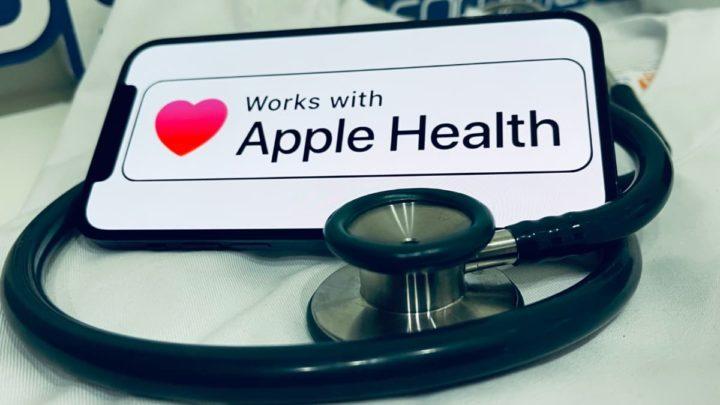 Imagem Apple Saúde