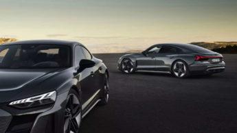 Audi e-tron GT elétrico carro