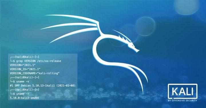 Kali Linux 2021.1 já está disponível para download (Command-Not-Found)