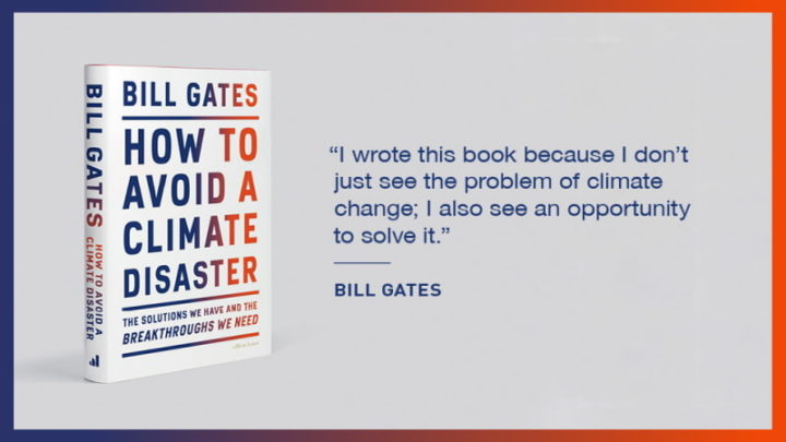 Livro de Bill Gates