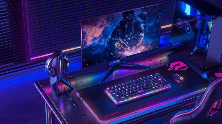 BlitzWolf lança novos produtos gaming e multimédia