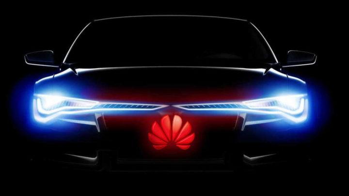 Huawei carros elétricos mercado rumor