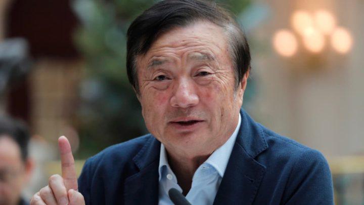 Ren Zhengfei, o CEO da Huawei diz que iPhone 12 é o melhor smartphone do mundo