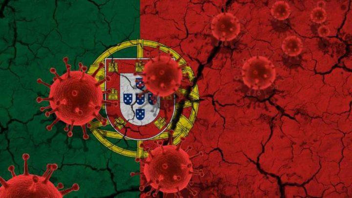 """COVID-19: Mapa de Portugal continua a vermelho """"escuro"""""""