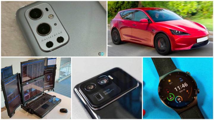 E os destaques tecnológicos da semana que passou foram... - Xiaomi, OnePlus, Android 12, Facebook
