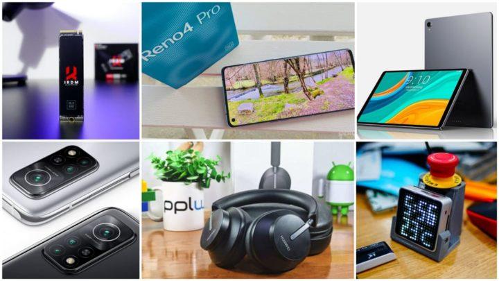 E os destaques tecnológicos da semana que passou foram... - Huawei, Xiaomi, IRDM, Oppo