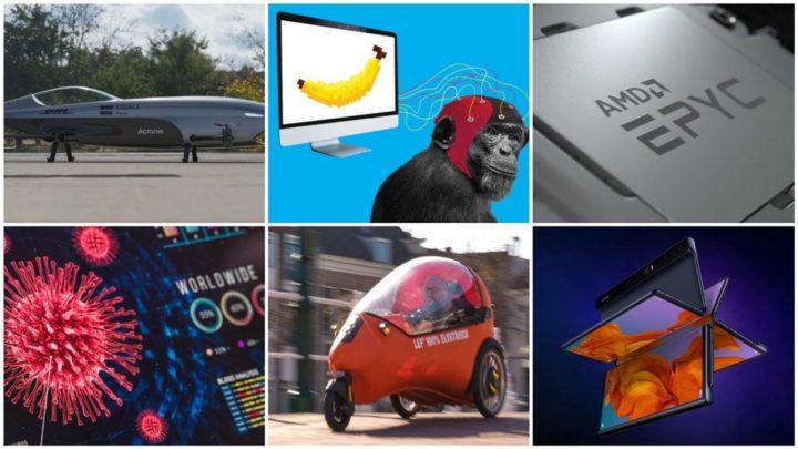 E os destaques tecnológicos da semana que passou foram... - AMD, MediaTek, Xiaomi, veículos elétricos