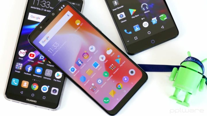 Antutu smartphones Huawei Kirin Snapdragon