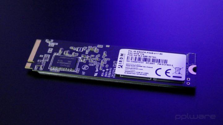 Análise: IRDM M.2 SSD, a solução económica NVMe da Goodram