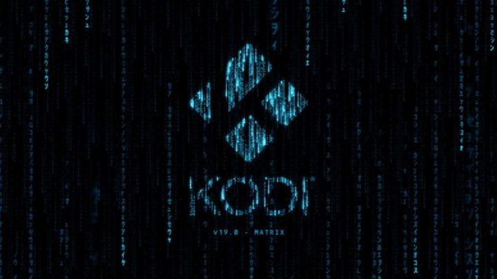 Kodi media player versão atualizar