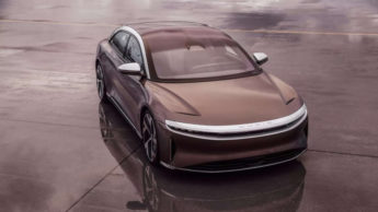 Lucid Air da Lucid Motors