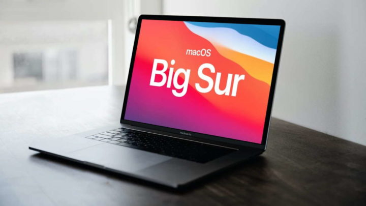 monitor macOS Big Sur USB-C externos
