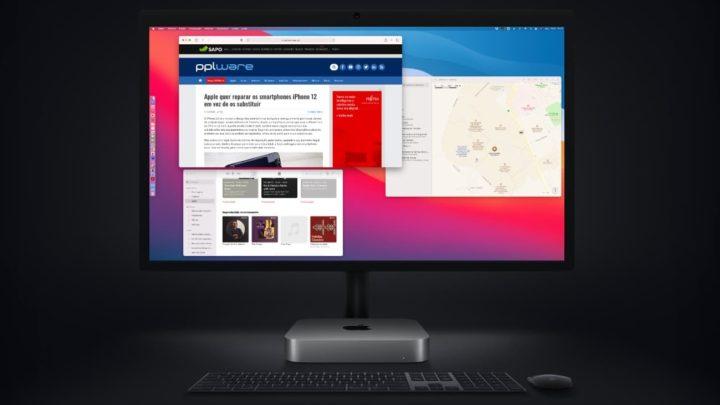 Imagem Mac mini com processador M1X da Apple