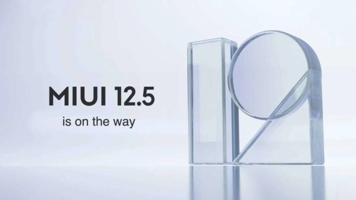 Xiaomi MIUI 12.5 smartphones novidades privacidade