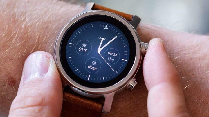 Moto smartwatches Apple Watch relógios novidades