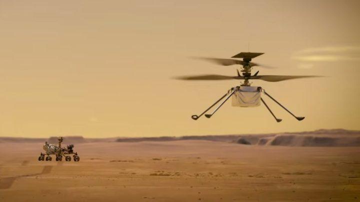 Linux conquista Marte! Helicóptero Ingenuity usa Open Source