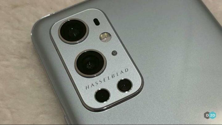 OnePlus 9 Pro Hasselblad câmaras smartphone