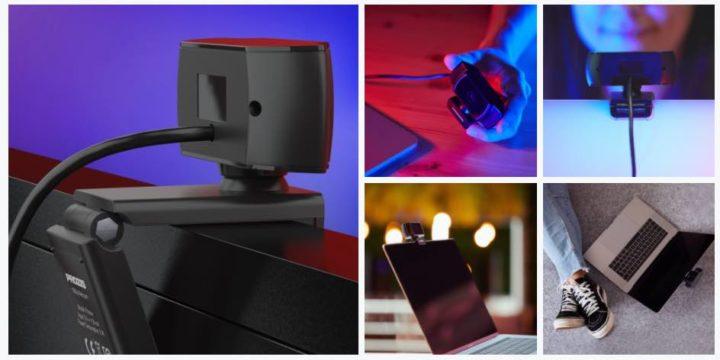 Photon: A Webcam Full HD que precisa para a escola online... e não só